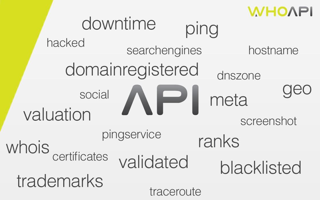 WhoAPI API functions