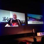 Buzz Aldrin on World Hosting Days