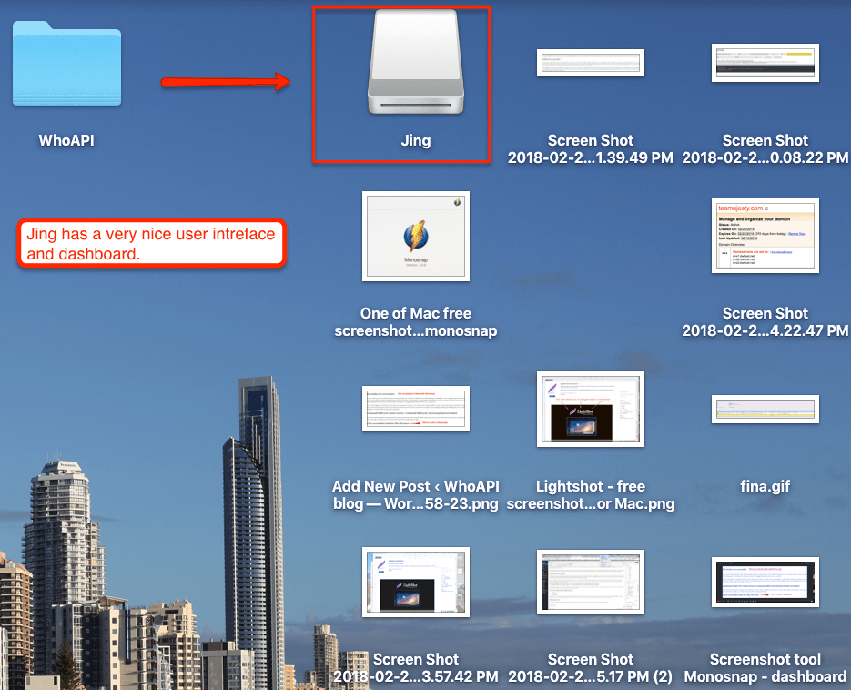Free screenshot tools - Jing review