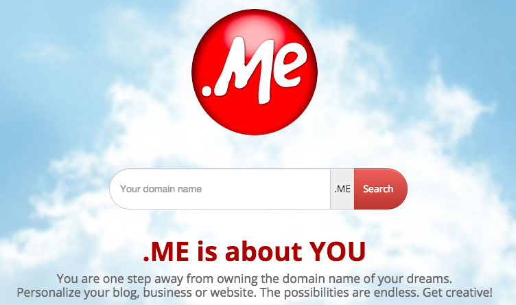 How to check if .me is available for registration