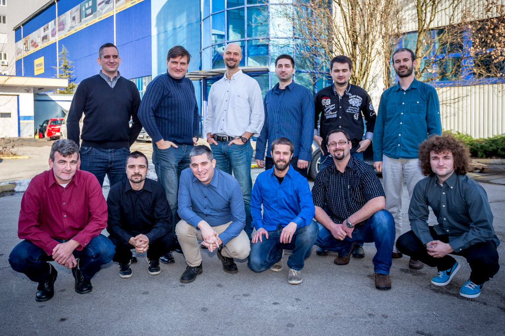 Repsly development team