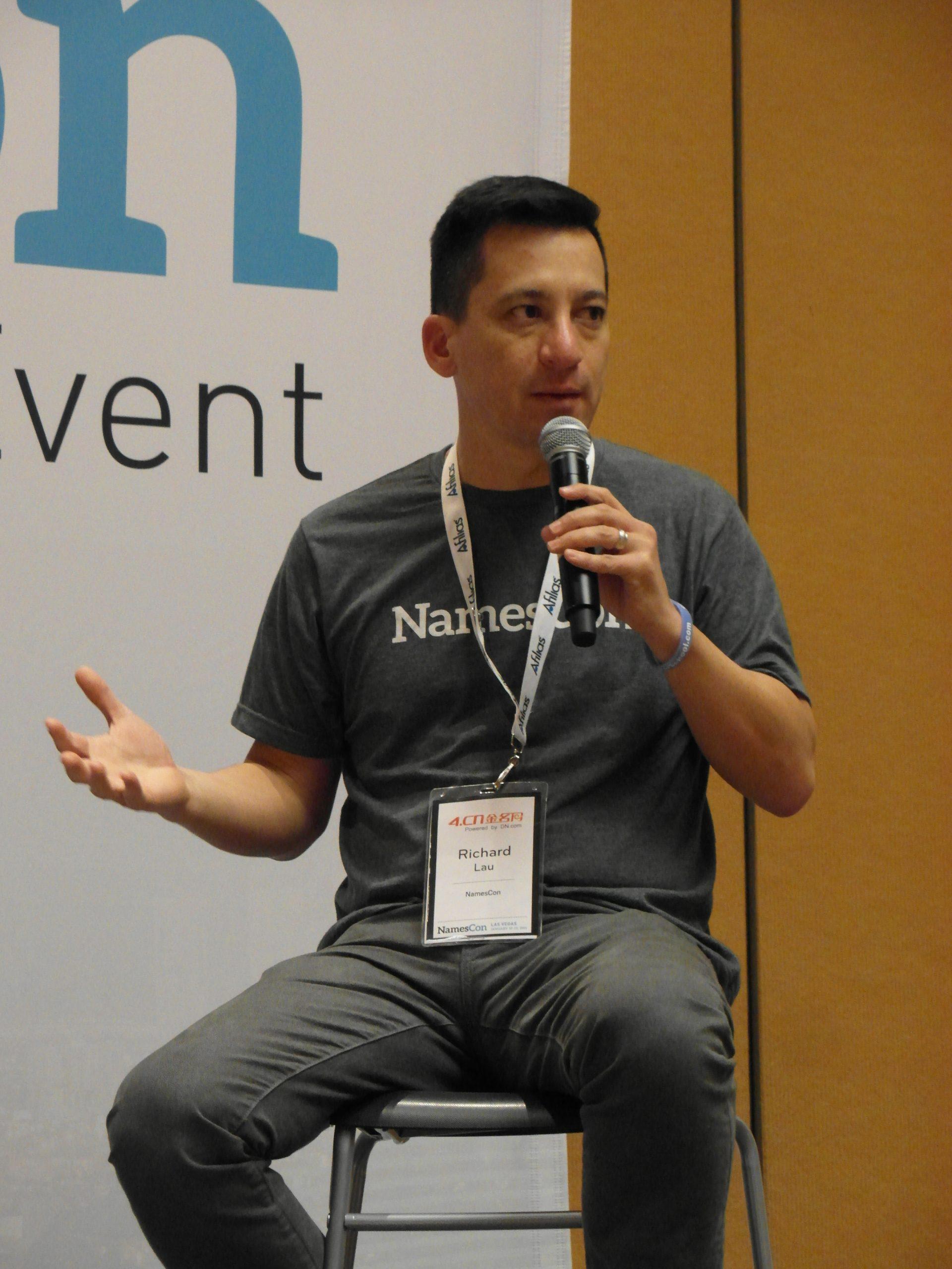 Richard Lau - FutureProofing Your Domain Business