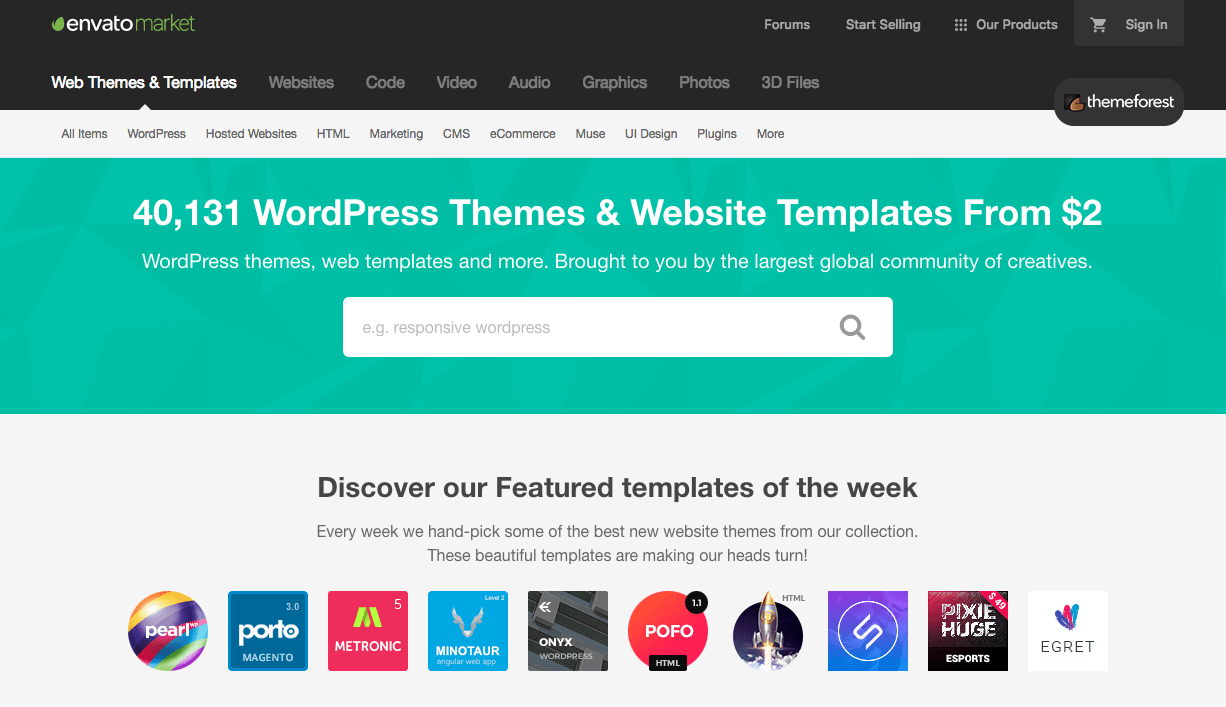 Squarespace or WordPress