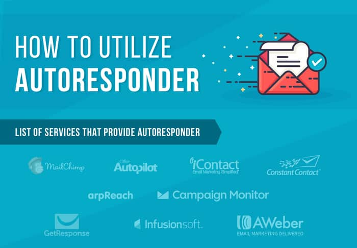 How to use autoresponder